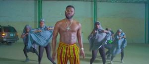 A scene from Falz's This is Nigeria video