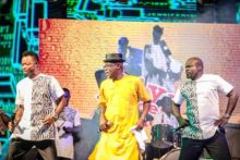 Shina Peters, Osupa, Ayuba, others thrill Lagos fans