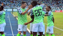 Super Eagles vs Congo D.R