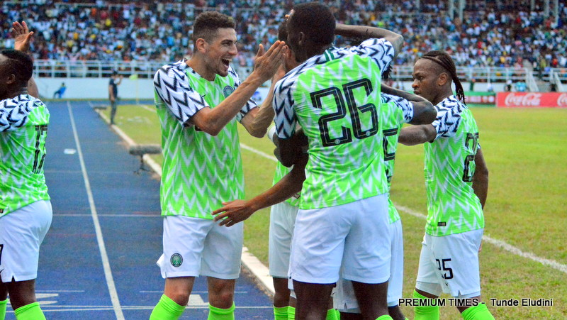 Iceland v Nigeria (LIVE UPDATES): Iheanacho, Musa, Omeruo in