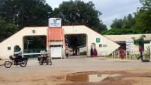 Hospital in Bauchi used to illustrate the story.