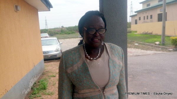 Rose Gidado is the Scientific Officer and Assistant Director of the National Biotechnology Development Agency (NABDA).