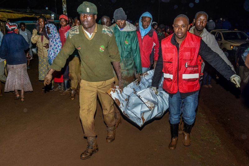Kenya Dam Bursts: Officials Say 21 Bodies Recovered
