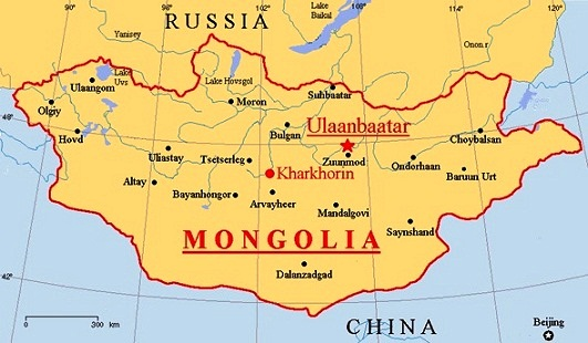 Mongolia tourism destinations