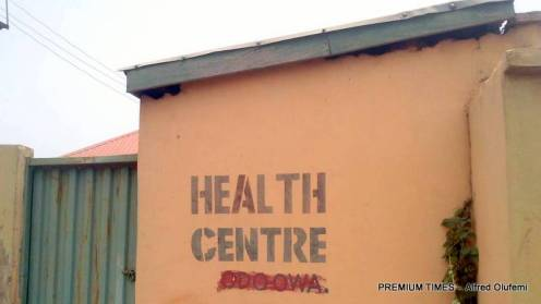 Odo-Owa health centre