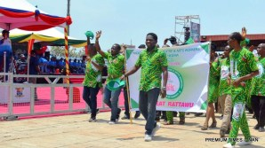 Radio, Television, Theatre and Arts Workers Union of Nigeria, during the 2018 May Day celebration in Lagos on Tuesday (1/5/18) 02274/1/5/2018/Kayode Oladapo/BJO/NAN