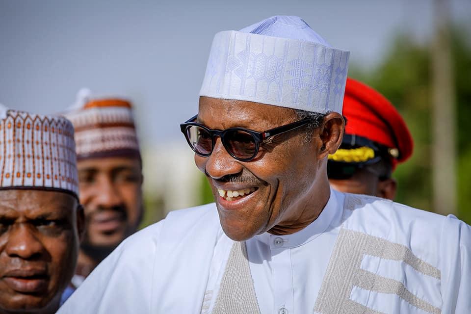 President Buhari Departs Daura