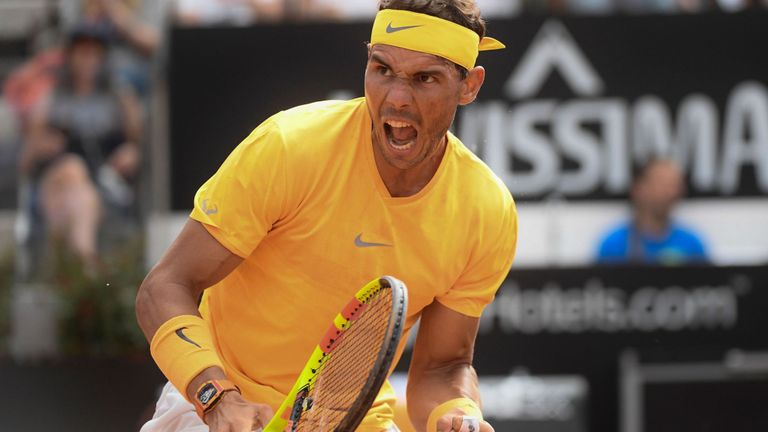 Rafael Nadal (Photo Credit: SkySports)