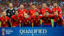 Spain world cup team 2018. [Photo credit: FIFA.com]