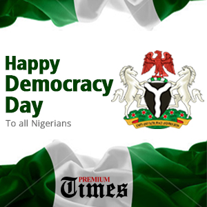 Democracy Day advert