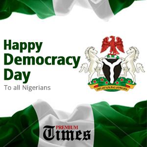 Democracy Day advert
