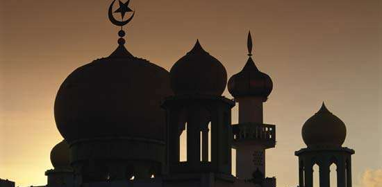 A mosque used to illustrate the story. [Photo credit: Encyclopedia Britannic