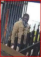 photos of suspects involved in the Offa Robbery.