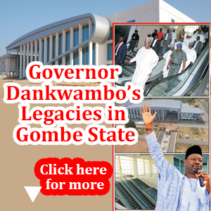 Gombe state Advert