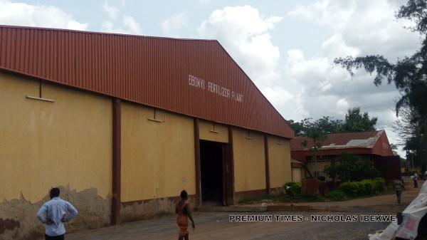 Ebonyi Fertiliser Plant