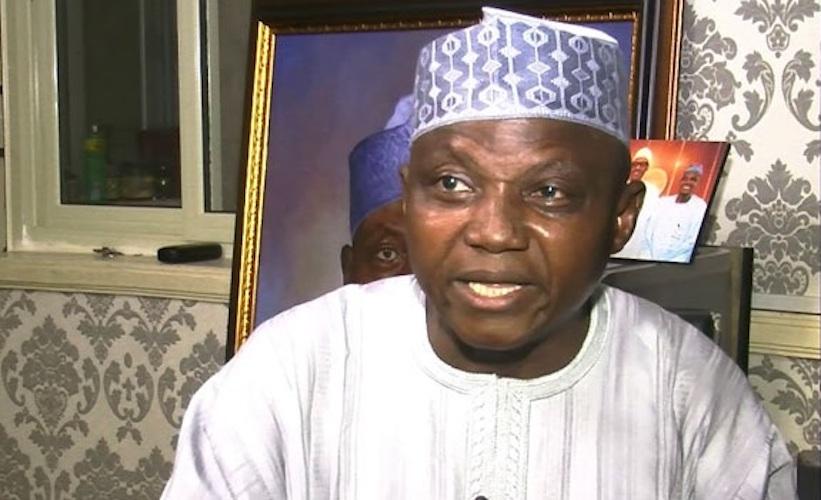 Presidential spokesperson, Garba Shehu