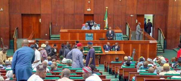The Joint closed-door plenary of the House of Representatives and Senate