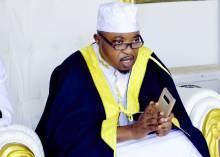 Osun monarch, Oluwo of Iwo, Abdulrasheed Akanbi.