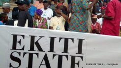 Ekiti state at the APC National Convention