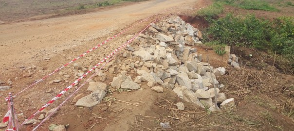 Collapsed Mokwa-Jebba bridge temporarily fixed