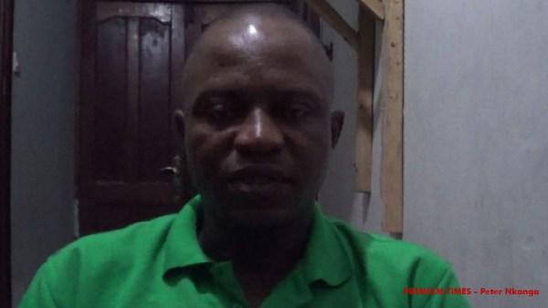 John Angese NUJ Chairman Bayelsa State