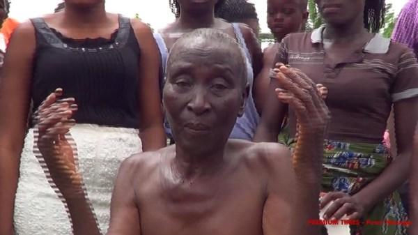 Mother o Abiri Jones
