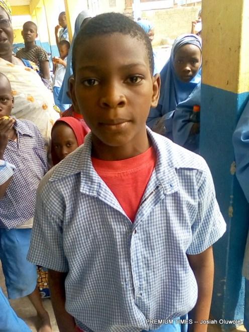 Martin Nsika (primary six pupils of Umar Farouk School) expressed excitement.