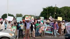 Protest Ramalan 5