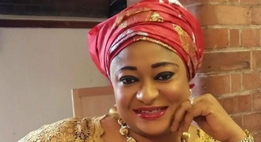 Yoruba actress, Ronke Oshodi-Oke
