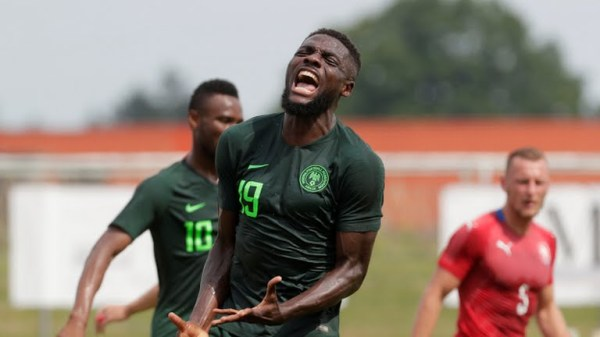 Super Eagles (Photo Credit; Reuters)