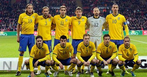 Sweden football team