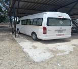 PHC Fuskan Mata Ambulance