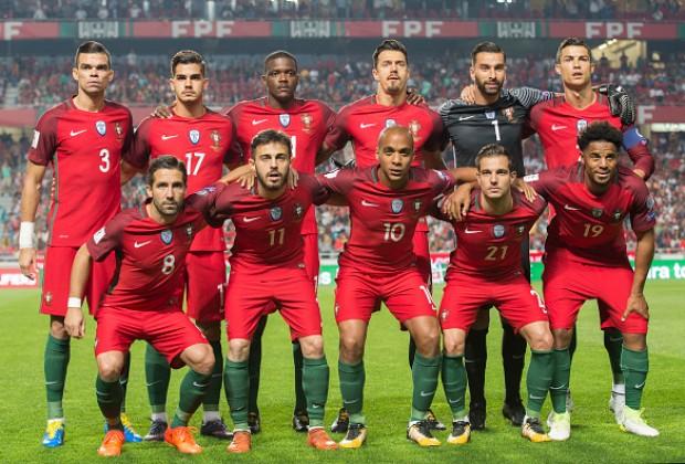 Portugal team 2018