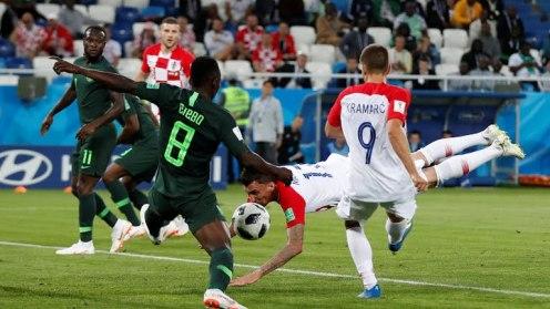 Croatia vs Nigeria [Photo: Reuters]