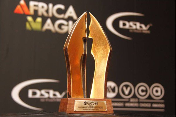 AMVCA Trophy used to illustrate the story. [Photo credit: Official AMVCA site]