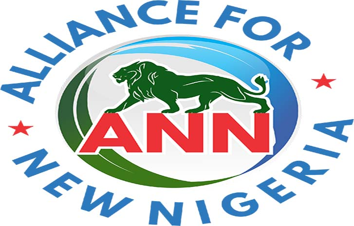 Alliance for New Nigeria (ANN) logo used to illustrate the story. [Photo credit: Independent Newspapers Nigeria]