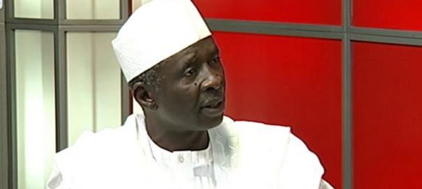 Kaduna State Deputy Governor, Barnabas Bantex. [Photo credit: Concise News]