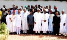 Buhari and ministers