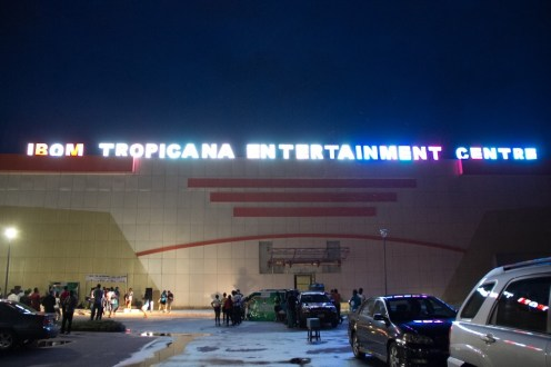 Front view of Ibom Tropicana Entertainment Centre, Uyo_ Photo credit_Skycrapercity.com