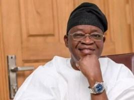 Gboyega Oyetola, Governor of Osun State.
