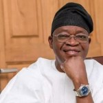 Gboyega Oyetola, Governor of Osun State.