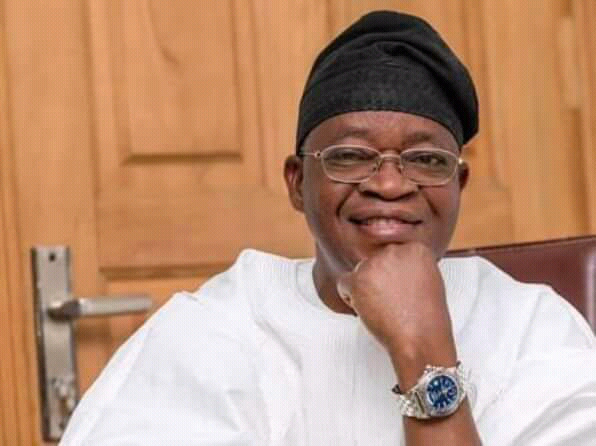 Gboyega Oyetola, the Chief of Staff to the outgoing Osun State Governor. [Photo credit: Tropic Reporters]