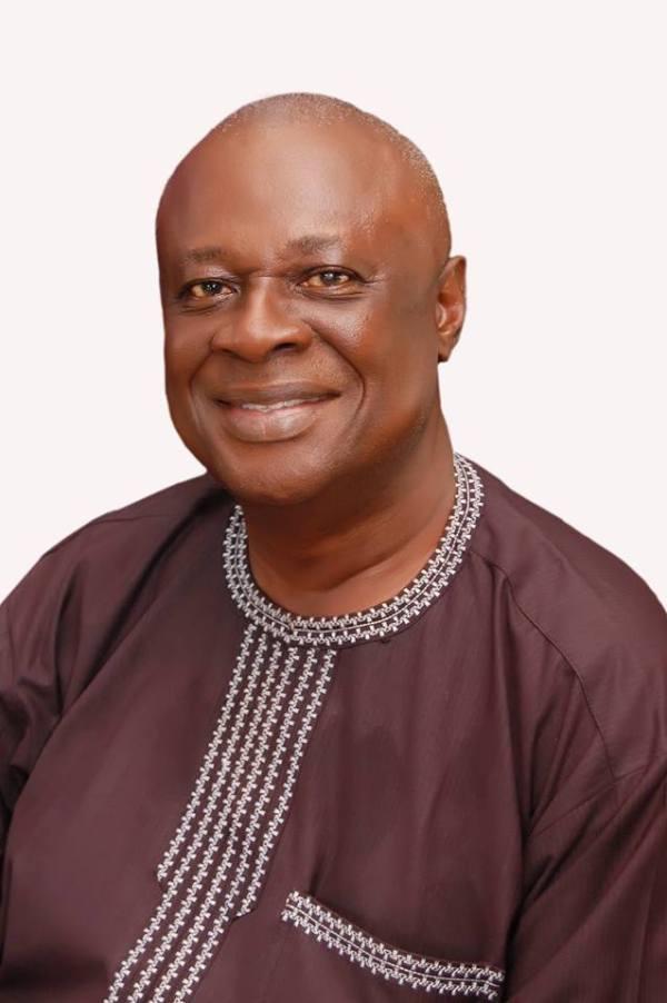 Mr Emmanuel Effiong, publisher Update newspaper