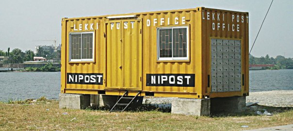 NIPOST Lekki Post Office [Photo: The Guardian NG]