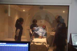OBASANJO UNDERGOING MEDICAL CHECK UP IN BYS 189