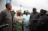 OBASANJO UNDERGOING MEDICAL CHECK UP IN BYS 348
