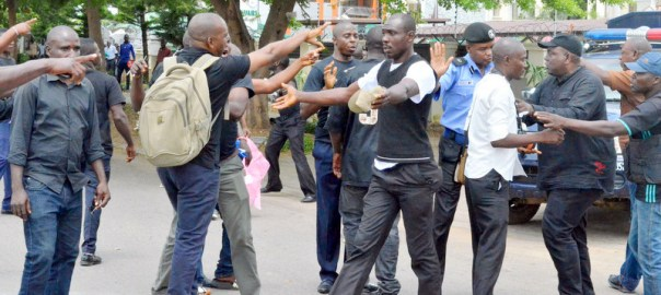 Biafra: Why we arrested peaceful MASSOB protesters - Police