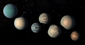 Planets (Photo Credit: Science News)