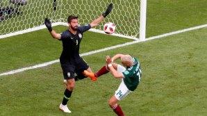 Brazil vs Mexico (Photo Credit: Reuters)