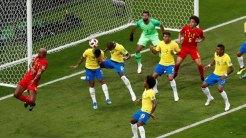 Belgium vs Brazil